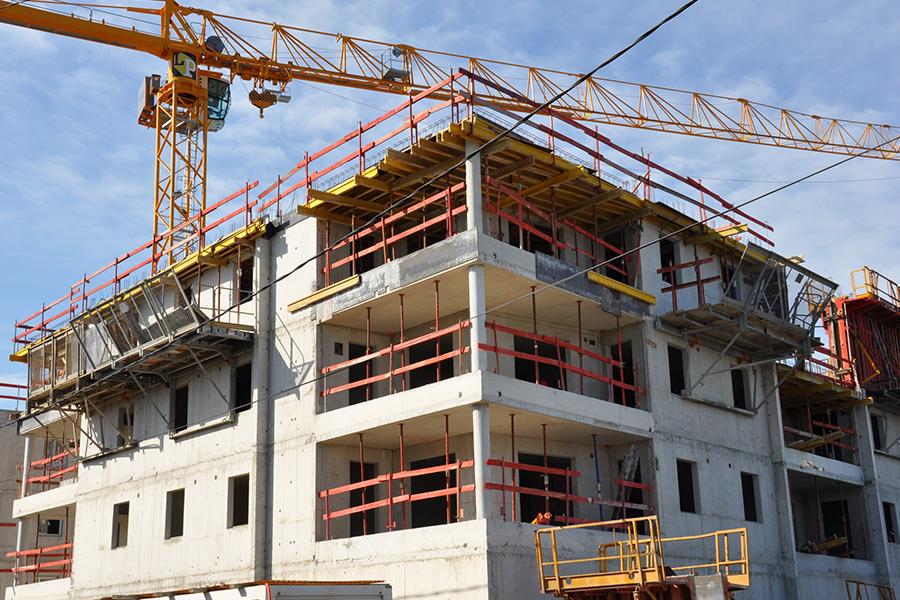 La période de construction